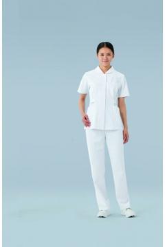 白衣や医療施設用ユニフォームの通販の【メディカルデポ】レディスジャケット半袖