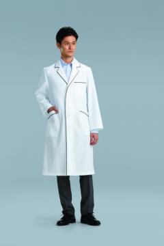 白衣や医療施設用ユニフォームの通販の【メディカルデポ】メンズコート診察衣