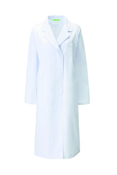 レディス診察衣S型長袖