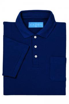 ユニフォームや制服・事務服・作業服・白衣通販の【ユニデポ】ポロシャツ半袖