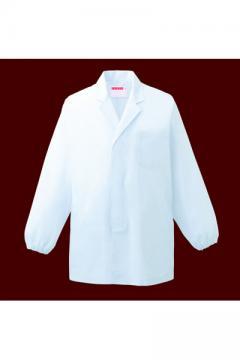 コックコート・フード・飲食店制服・ユニフォームの通販の【レストランデポ】衿付調理衣長袖