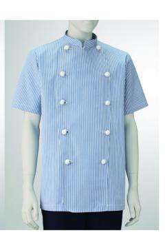 ユニフォームや制服・事務服・作業服・白衣通販の【ユニデポ】コックコート半袖