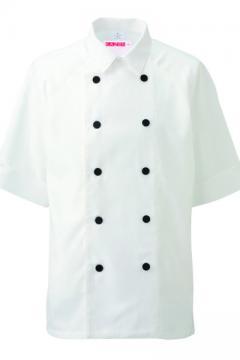 ユニフォームや制服・事務服・作業服・白衣通販の【ユニデポ】コックシャツ