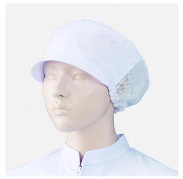 コックコート・フード・飲食店制服・ユニフォームの通販の【レストランデポ】メッシュ帽子(2枚入)