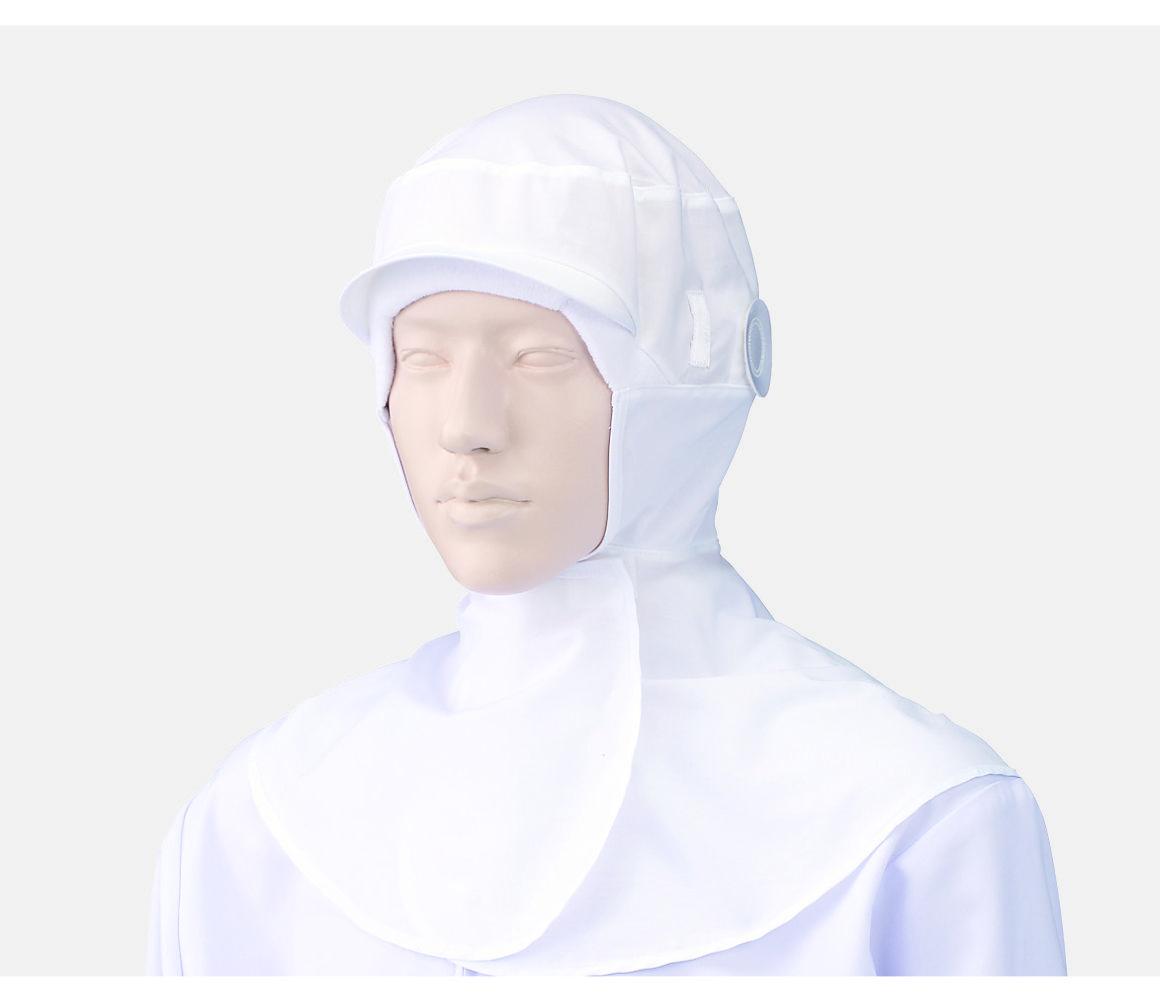 フード帽子(ケープ付)