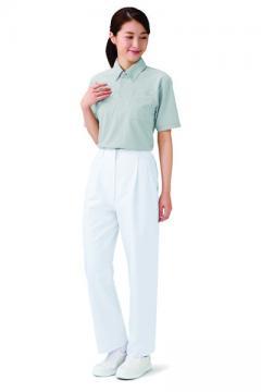 ユニフォームや制服・事務服・作業服・白衣通販の【ユニデポ】レディススラックス