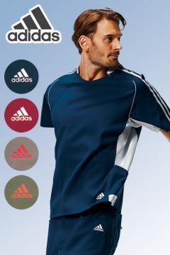 白衣や医療施設用ユニフォームの通販の【メディカルデポ】【adidas】アディダス メンズスクラブ