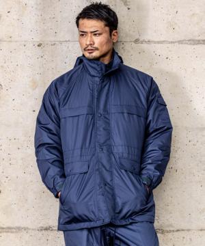作業服の通販の【作業着デポ】【9色】透湿防水防寒コート(3S~12L)