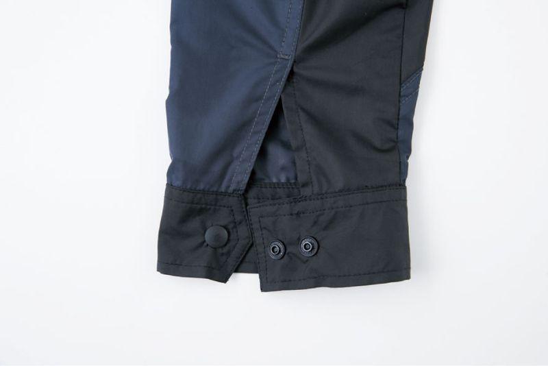 【空調風神服】長袖ジャケット(単品)
