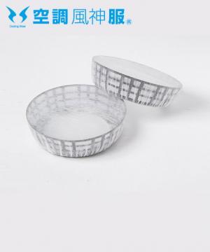 【空調風神服】防塵フィルターセット(スペーサー2個・フィルター10枚)