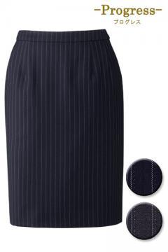 ユニフォームや制服・事務服・作業服・白衣通販の【ユニデポ】【全2色】タイトスカート(Progressシリーズ)