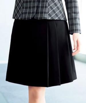 【2色】プリーツスカート(ファインクロス)