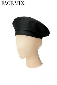 ユニフォームや制服・事務服・作業服・白衣通販の【ユニデポ】【漂白剤に強い】ベレー帽(退色防止)