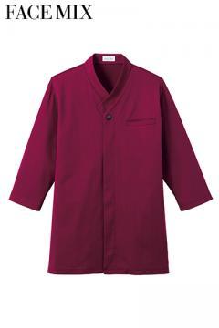 和衿ニットシャツ