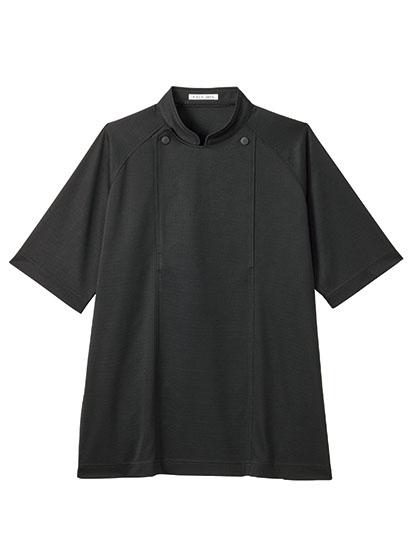 ユニセックスニットコックシャツ