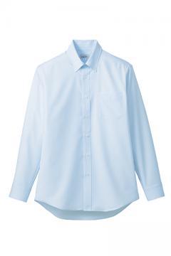 吸汗速乾メンズ長袖シャツ
