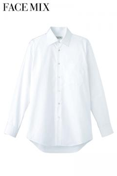 メンズストレッチ長袖シャツ