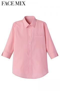 エステサロンやリラクゼーションサロン用ユニフォームの通販の【エステデポ】シャツ(七分袖)