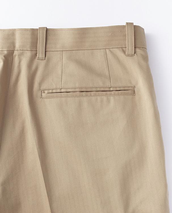 レディスサイドポケットパンツ