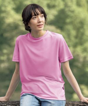 【全15色】ポリジン 4.3オンスドライTシャツ(抗菌・防臭)