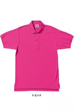 鹿の子ポロシャツ (ポケット無し)☆在庫限り
