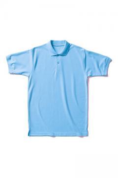 【全7色】メッシュポロシャツ(裏綿仕様)