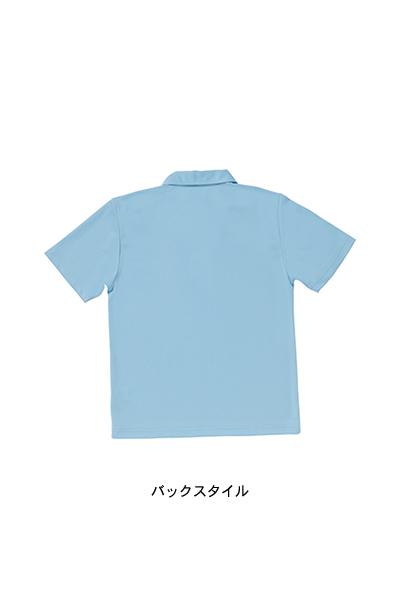 【全19色】ドライポロシャツ(胸ポケ無し/吸汗速乾)