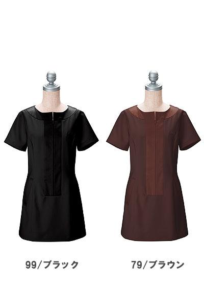【3色】チュニックシャツ(高機能素材)