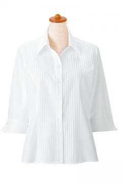 レディースシャツ(七分袖)