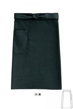 コックコート・フード・飲食店制服・ユニフォームの通販の【レストランデポ】【全6色】前掛け
