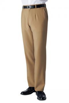 コックコート・フード・飲食店制服・ユニフォームの通販の【レストランデポ】男女兼用パンツ(制電性・ストレッチ素材)