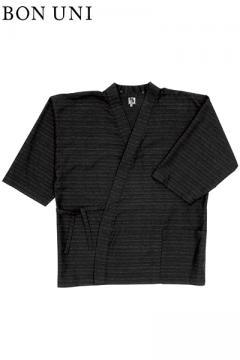 【流連織り】作務衣上衣(男女兼用)