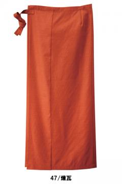 コックコート・フード・飲食店制服・ユニフォームの通販の【レストランデポ】【全5色】和風スカート