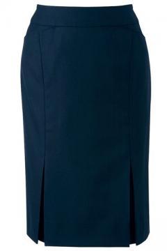 ユニフォームや制服・事務服・作業服・白衣通販の【ユニデポ】スカート(ボックスプリーツ)