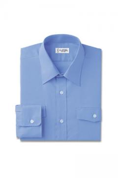 ユニフォームや制服・事務服・作業服・白衣通販の【ユニデポ】オックスフォード長袖シャツ
