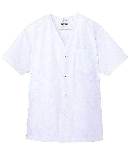白衣(半袖 男性用)
