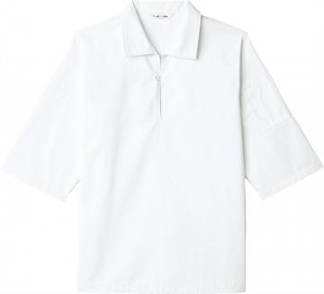 コックシャツ(七分袖・兼用)