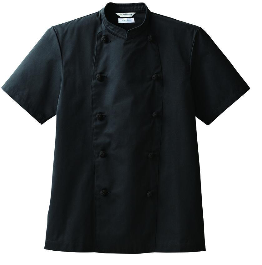 コックコート(半袖・男女兼用/~5Lまであり)