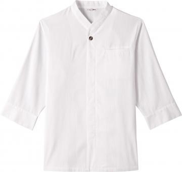 和風シャツ(七分袖)
