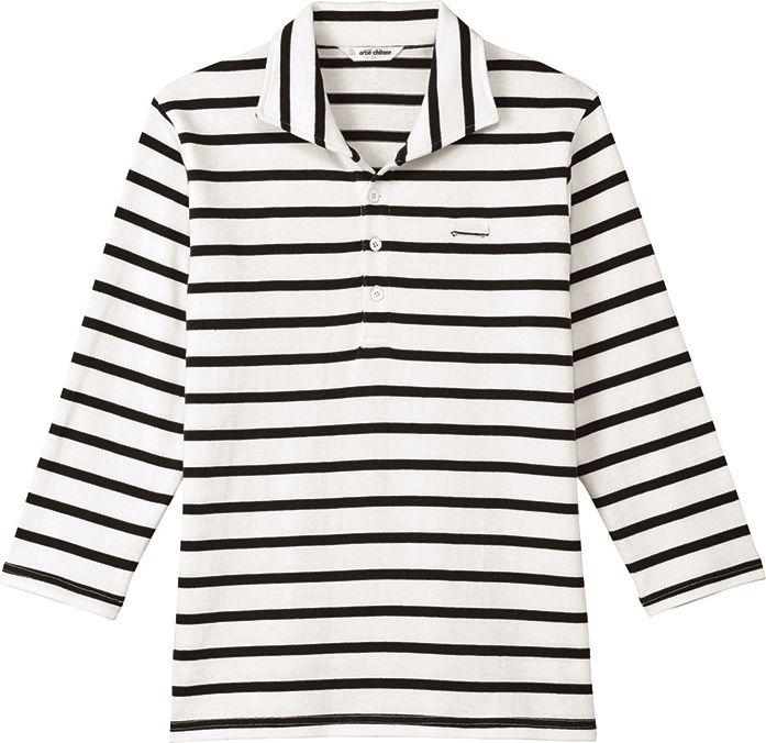 バスクシャツ(七分袖・兼用)