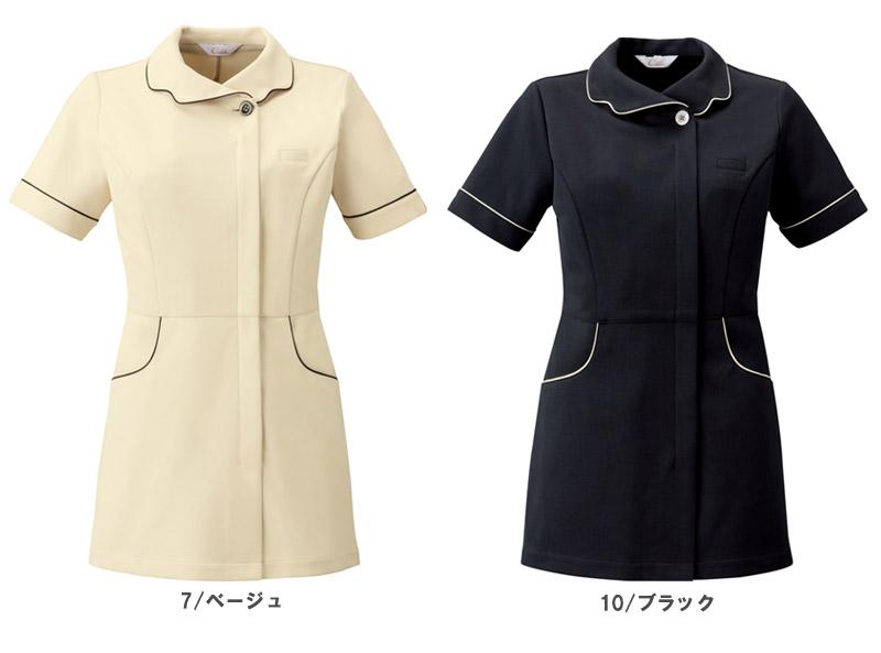 【2色】チュニック(透け防止・制電・ストレッチ)