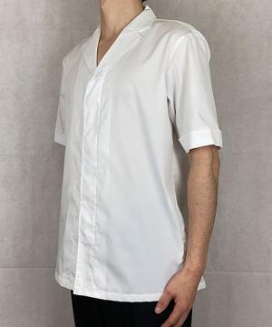 【2色】白衣〔半袖〕男女兼用