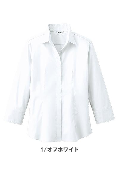 【全3色】シャツ(七分袖)〔女〕