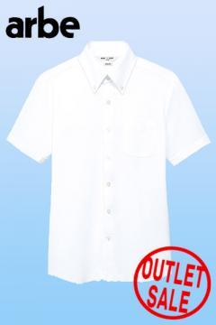 【全2色】半袖ニットシャツボタンダウン(兼用)