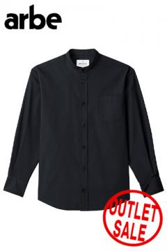 【OUTLET】スタンドカラーシャツ