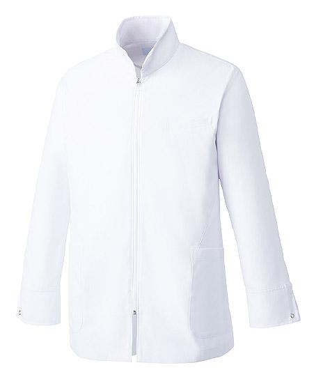 【Mizuno】ミズノ ハーフコート 白衣[男]