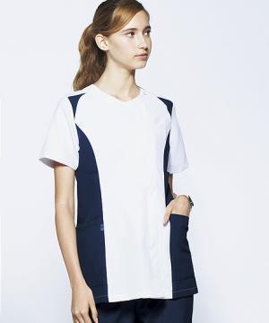 ユニフォームや制服・事務服・作業服・白衣通販の【ユニデポ】【Mizuno】ミズノ レディーススクラブ 白衣