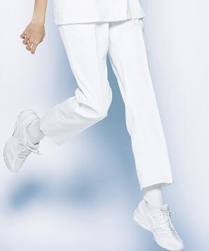白衣や医療施設用ユニフォームの通販の【メディカルデポ】【Mizuno】ミズノ スクラブパンツ(女)