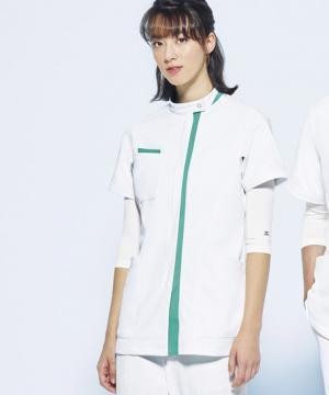 【Mizuno】ミズノ レディースケーシージャケット(ストレッチ・制菌)