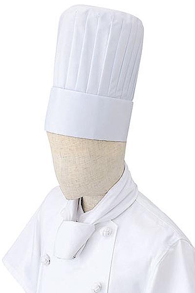 山高帽(コック帽)
